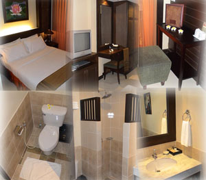 Bangkok Resort Hotel amenities