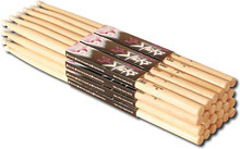 12 pair Aged Hickory Drumsticks