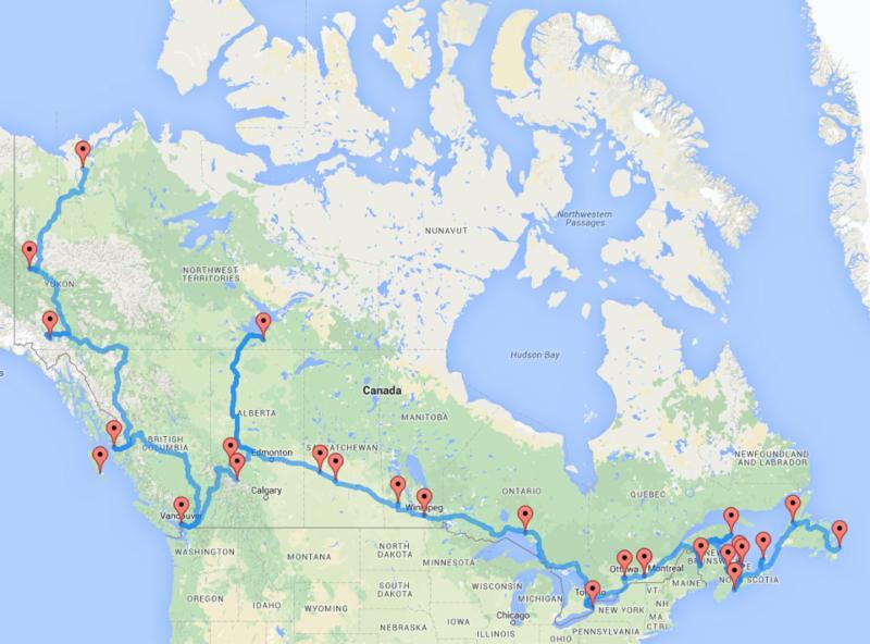 Randy Map