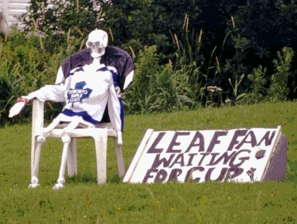 Leaf Fan Skeleton