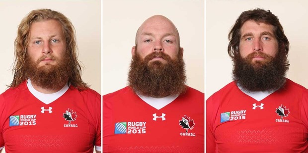 Canadian Beards
