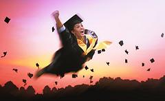 Flying Graduate