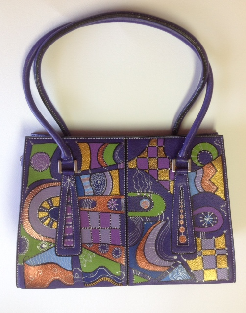 Jazz Up purse