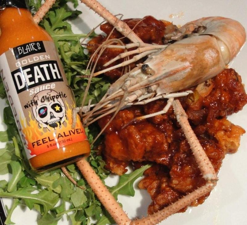 Golden Death Shrimp