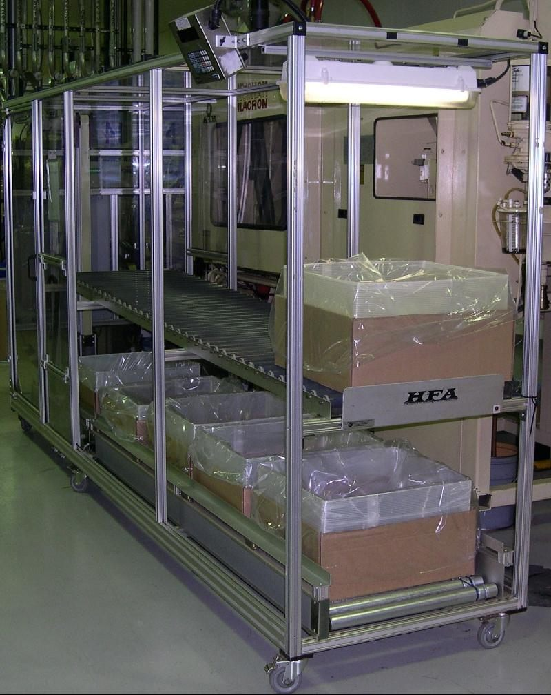 Box fill end view