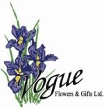 Vogue Flowers logo