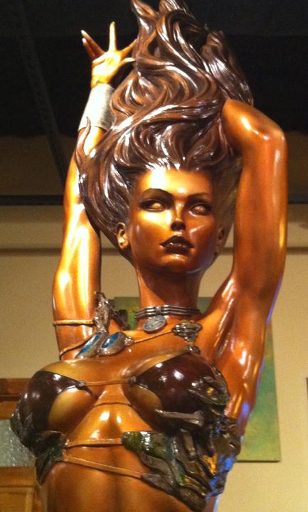 Fathom Life Size Statue