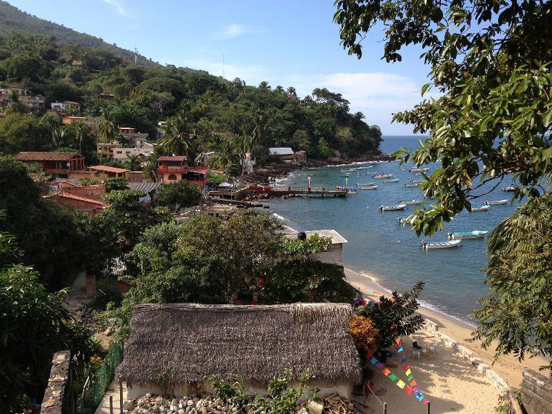 View of Yelapa