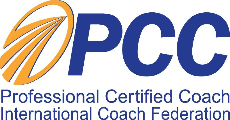 Professional Certified Coach logo color
