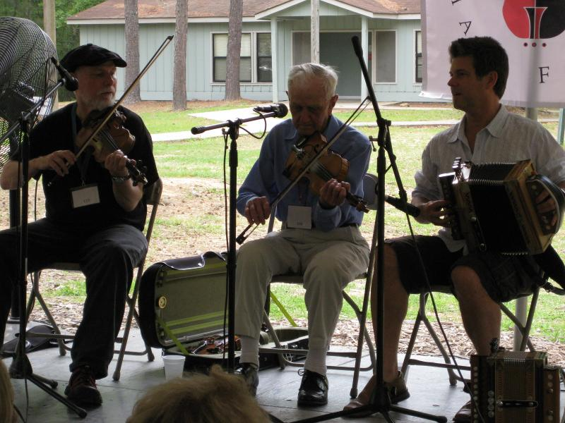 Balfa Camp Featured Artists Session