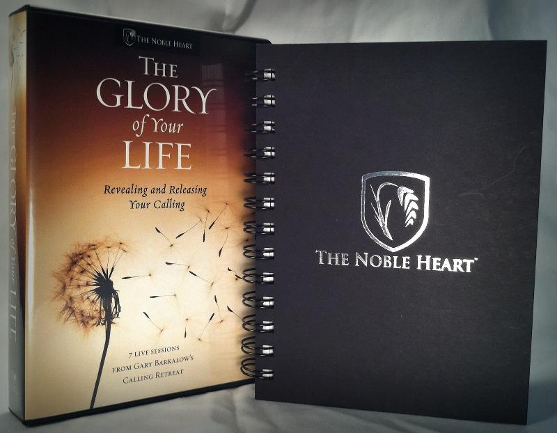 Glory CD set & Journal set