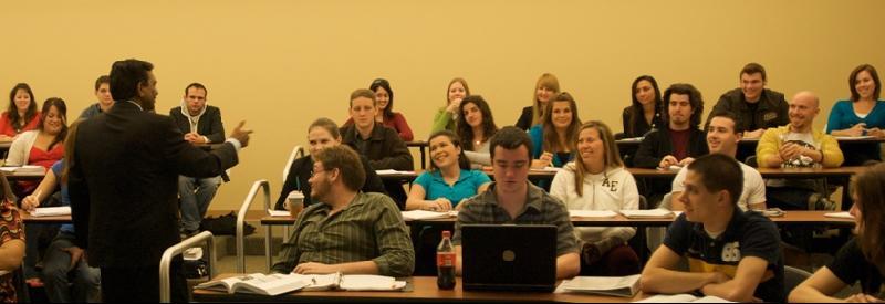 Dr. Parsa's Class