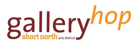 Gallery Hop Logo