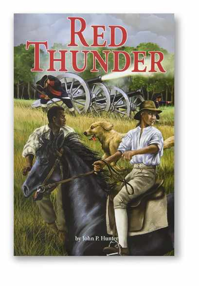 Red Thunder Book