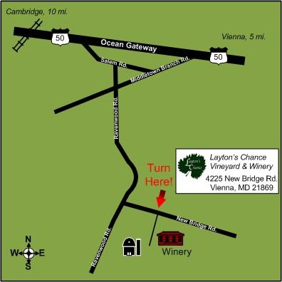 map to Layton