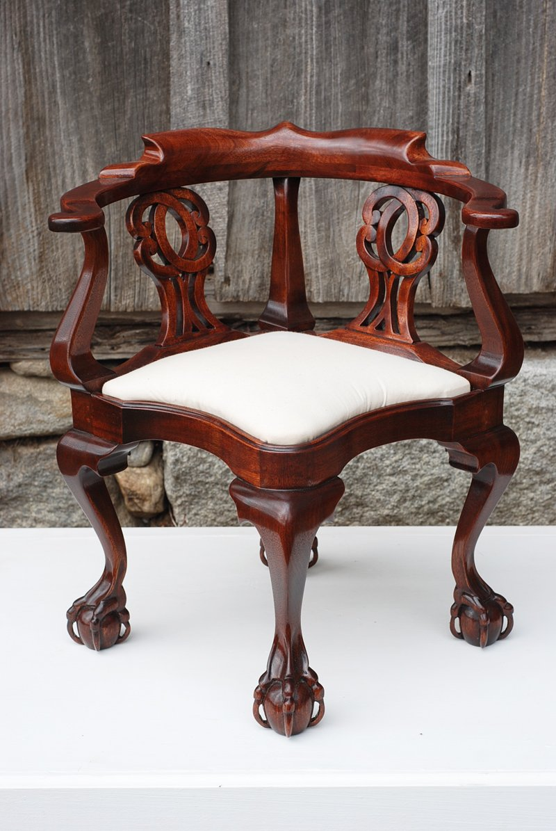 Child's Corner Chair