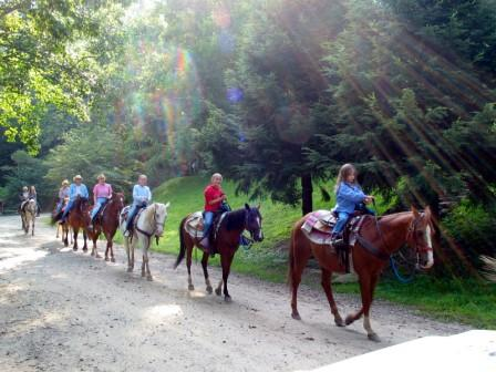 CC trail ride