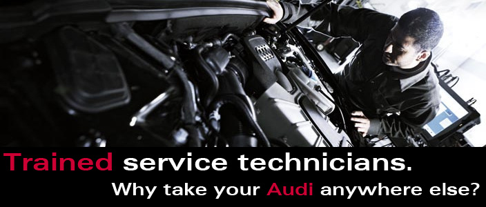 Save On Any Manufacturer Recommended Maintenance At McKenna Audi - Mckenna audi