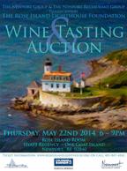 Rose Island Lighthouse Wine Tasting & Auction