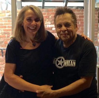 SallyAnne Santos and Garland Jeffreys