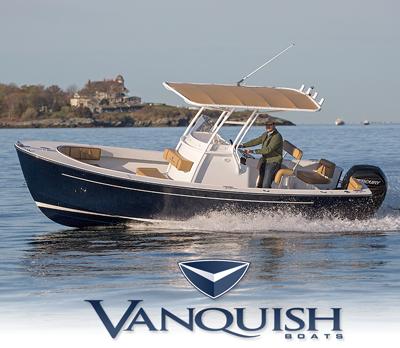 Vanquish Boats