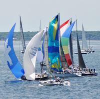 Newport Bermuda Race Start