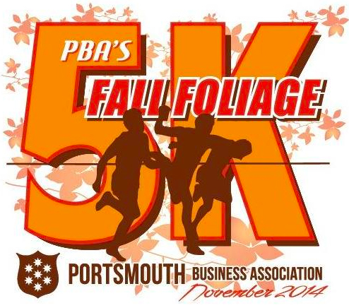 Portsmouth Fall Foliage 5K