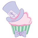 Mad Hatter Bakery logo