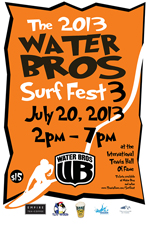 Water Brothers Surf Festival