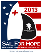 Sail for Hope 2013