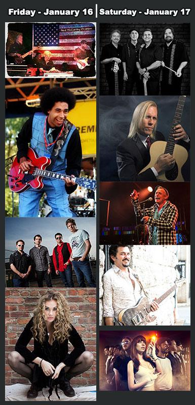 Narrows Center Blues Festival