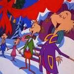 Whos Christmas Carolling