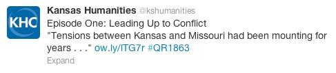 KHC Tweet