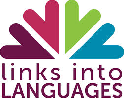 links to Languages logo