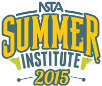 NSTA Summer Institute 2015 logo