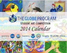 Third Annual GLOBE Calendar Art Competition