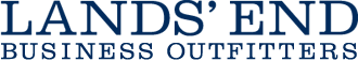 A business logo for Lands' End.