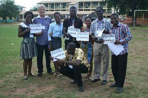 GLOBE Alumni Africa 2014