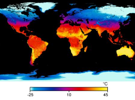 Image from NASA MODIS