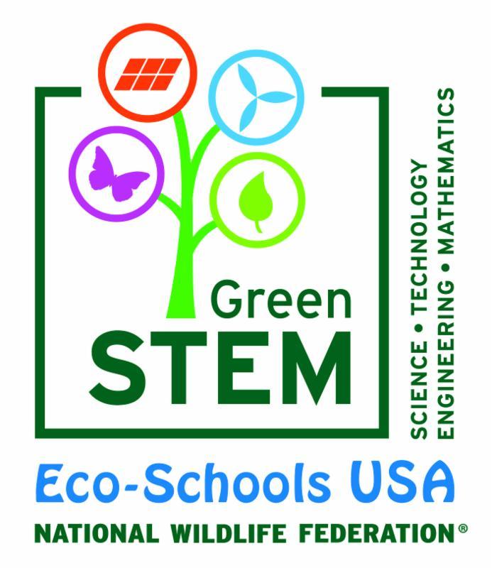 Eco-Schools USA logo.