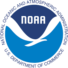 NOAA mission logo.
