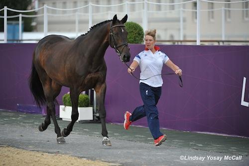 Natasha Bakers horse Cabralo Great Britian photo by Lindsay Y McCal