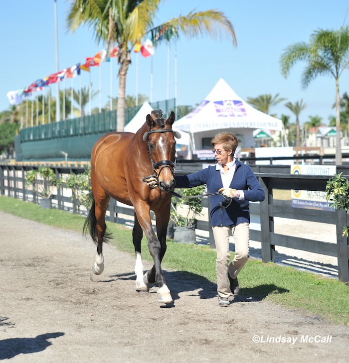Roz Kinstler and Carino H Owned by Ellie Brimmer