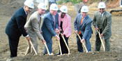 Red Bank Affordable Housing Groundbreaking