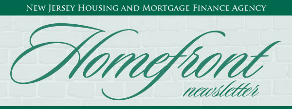 Homefront Newsletter header