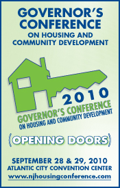 2010 NJ Governor's Housing Conference