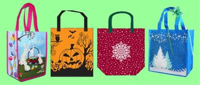 1 Bag at a Time seasonal bags