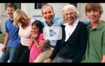 SC Johnson family video