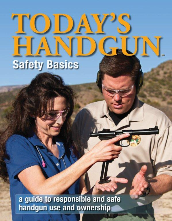 Handgun e-book cover