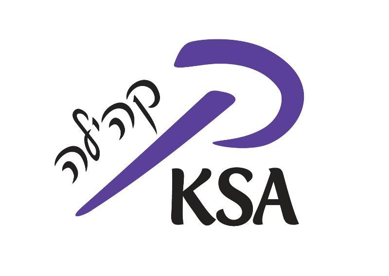 KSA Logo Purple
